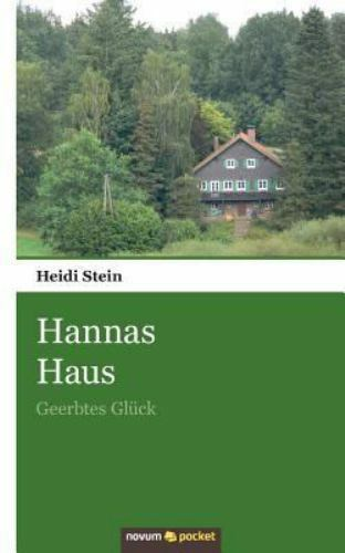 Hannas Haus Brand New Free shipping in the US