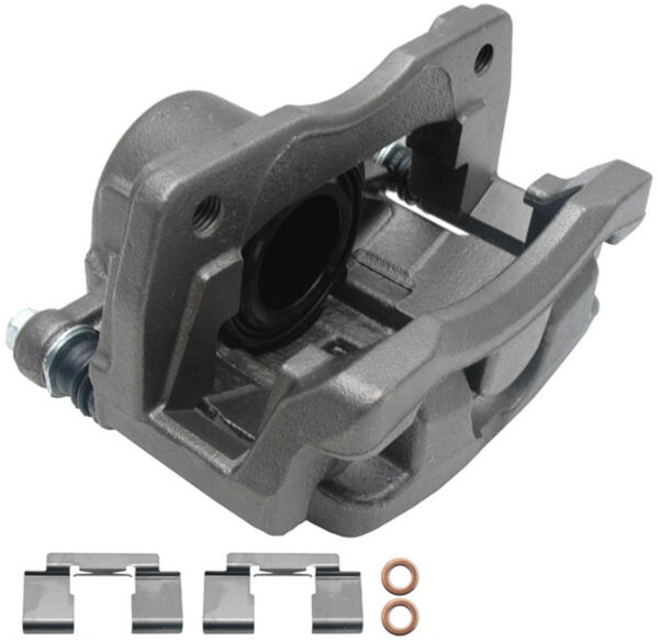 Disc Brake Caliper-Friction Ready Non-Coated Front Right fits 01-10 PT Cruiser