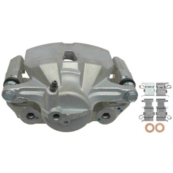 Disc Brake Caliper-Friction Ready Non-Coated Front Right fits 06-10 Lexus IS250