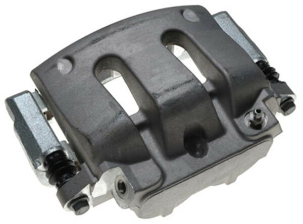 Disc Brake Caliper-Friction Ready Non-Coated Front Left fits 05-10 Ford Mustang