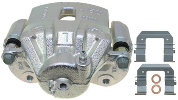 Disc Brake Caliper-Friction Ready Non-Coated Front Left Reman fits 06-10 Sonata