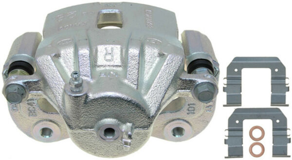 Disc Brake Caliper-Friction Ready Non-Coated Front Right Reman fits 06-10 Sonata