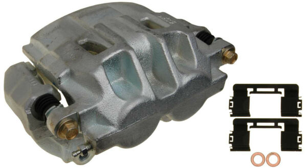 Disc Brake Caliper-Non-Coated Loaded with Ceramic Pads Front Left fits 10-16 SRX