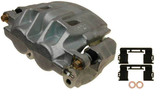 Disc Brake Caliper-Friction Ready Non-Coated Front Right fits 10-16 Cadillac SRX