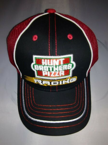 Dale Earnhardt JR Motorsports Hunts Pizza racing Victory Lane hat new nos nascar