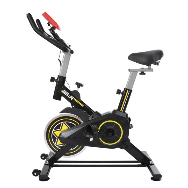 Pro Stationary Exercise Bike Bicycle Trainer Fitness Cardio Cycling Training Gym $145.99