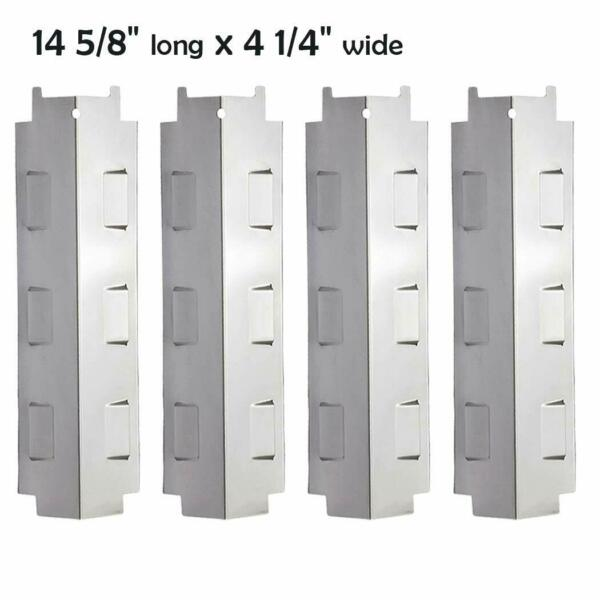 14 5 8#x27;#x27; Gas Grill Heat Tent Plate Shield for Charbroil Grill Replacement Parts