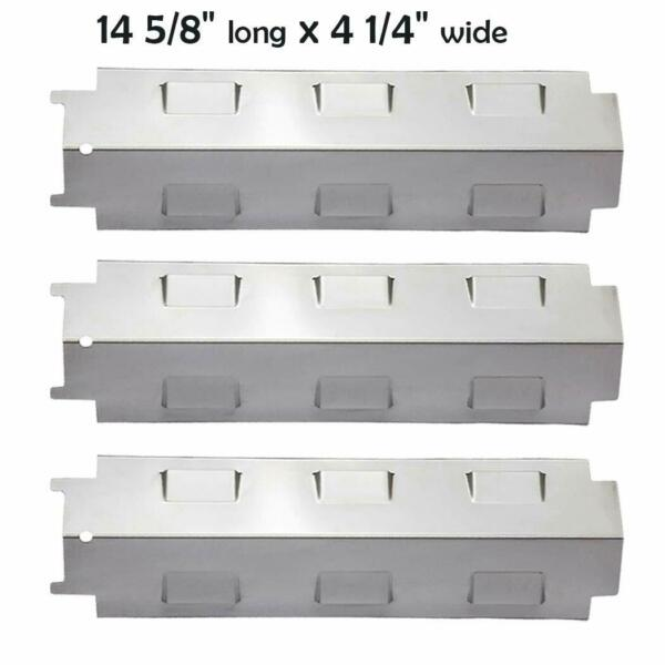 14 5 8#x27;#x27; Grill Heat Tent Plate Shield for Charbroil Gas BBQ Replacement Parts