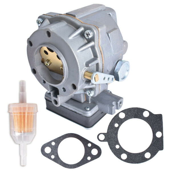 Carburetor Fits For Briggs amp; Stratton 1992 Twin 18 HP Model Series 422700 Carb