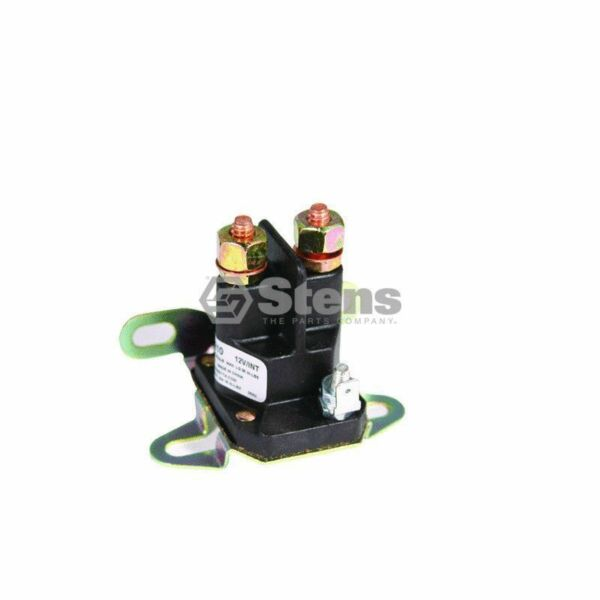 STENS # 435-431 STARTER SOLENOID FOR UNIVERSAL STYLE SINGLE POLE 435 431