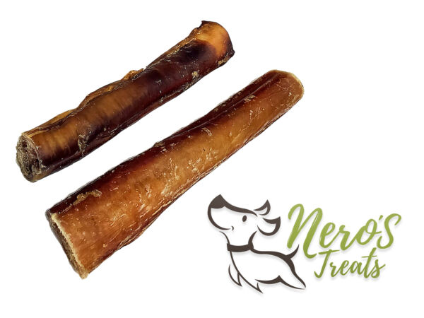 Dog Bones 6#x27;#x27; Monster Bully Stick EXTRA THICK 4 Counts bag Healthy Treats $16.99