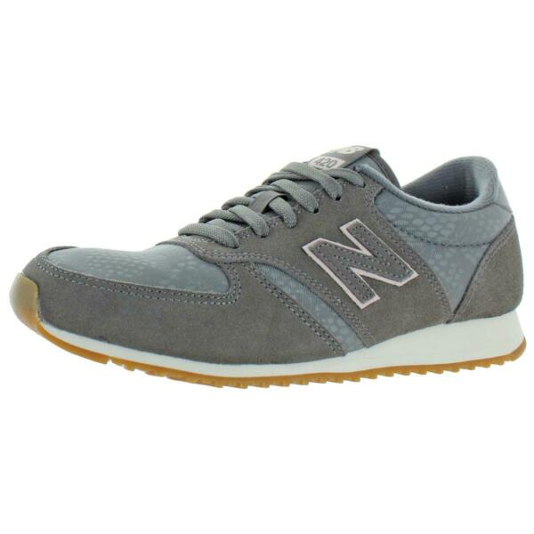 New Balance Women's WL420 Suede Casual Lifestyle Athletic Sneakers Shoes