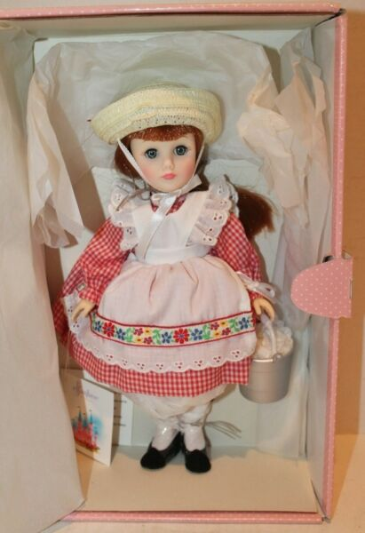 "VTG ""Jill"" Effanbee's Storybook Doll Collection - FB1187- 11"
