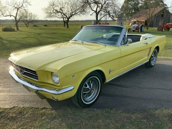 1965 Ford Mustang C code 289 V8 Automatic Good for Daily Driver 1965 Ford Mustang C code 289 V8 Automatic Good for Daily Driver 83924 Miles Yell