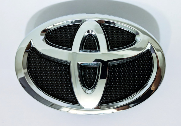 Toyota COROLLA 2009 2010 2011 2012 2013 Front Grille Emblem US Shipping! $15.95
