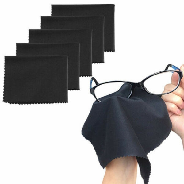 10Cleaning Cloths Pcs for Premium Microfiber Glasses Cleaning Lens Screen