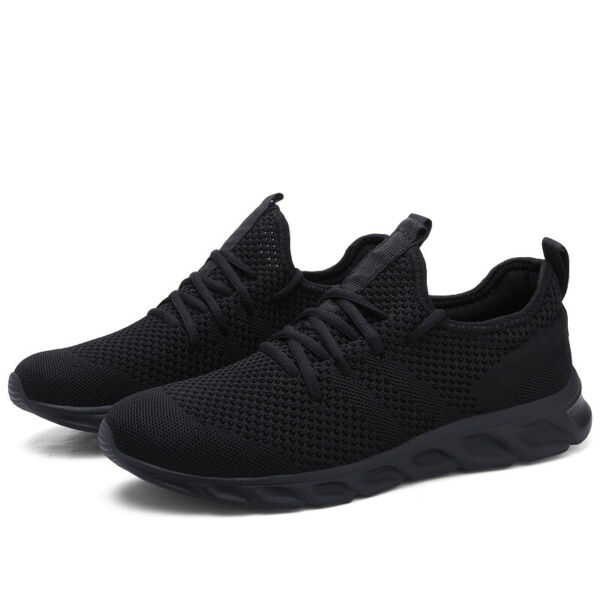 Men#x27;s Athletic Sneakers Fashion Casual Running Jogging Tennis Walking Shoes Gym