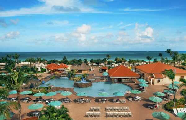 Bluegreen La Cabana Beach Resort 22000 Points Annual Free Points Aruba Timeshare