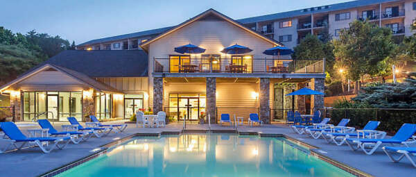 Bluegreen Laurel Crest 5,000 Points Annual Pigeon Forge Tennessee Timeshare