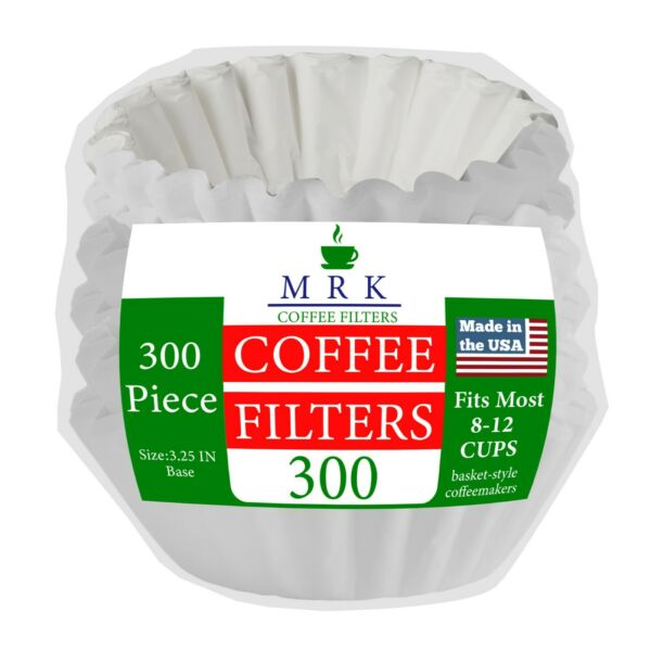 Coffee Filters 8 12 Cup Size 300 Pack