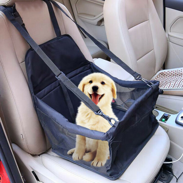 Pet Dog Car Seat Bag Carriers Small Animal Dog Mat Blanket Cover Mat Protector $15.50