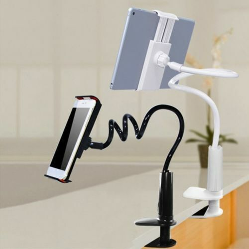 Universal 360º Flexible Arm Table Stand Mount Holder For Phone iPad Tablet $11.99