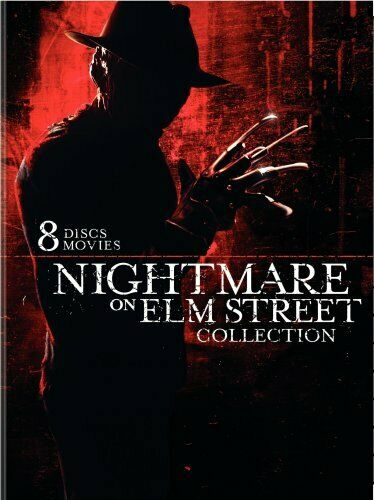 NIGHTMARE ON ELM STREET COLLECTION New DVD 8 Films