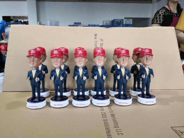 Donald Trump 2020 Keep America Great Bobblehead Bobble Head NEW In Box MAGA $19.95