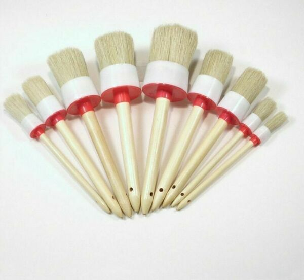 Stylish Oil Painting Brush Cool Accessories Supplies Artworks Watercolor Brushes $6.74