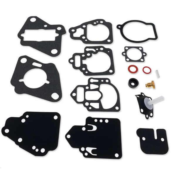 New Outboard Carburetor Carb Rebuild Kit for Mercury 6 25HP 1395 97611 18 7212 $23.80