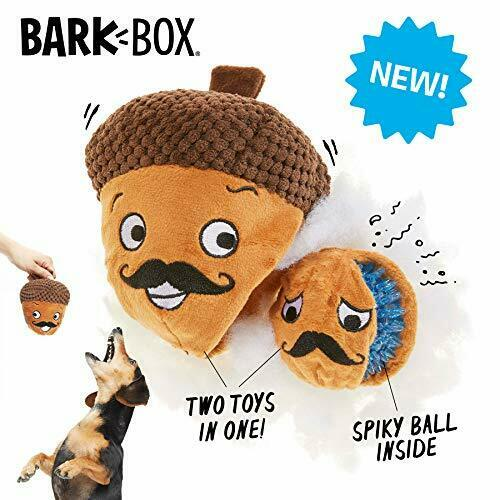 Barkbox Dog Squeak Toys  2-in-1 Interactive Toys for Chewers *Free Shipping* $16.09