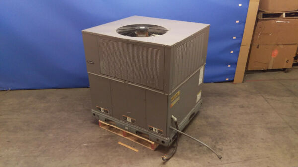 Carrier 4 Ton Packaged Unit 50VT A48 3ph 480V HP Heating amp; A C Cooling Unit $499.95