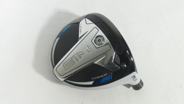 Excellent! TOUR ISSUE! TaylorMade SIM Ti Fairway 15* 3 Wood -HEAD- RH 247709
