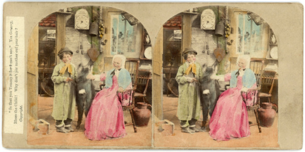 Stereo Angleterre quot;Is that you Tommy? for I canamp;#039;t see Yes Grannyquot; Vintag EUR 69.00