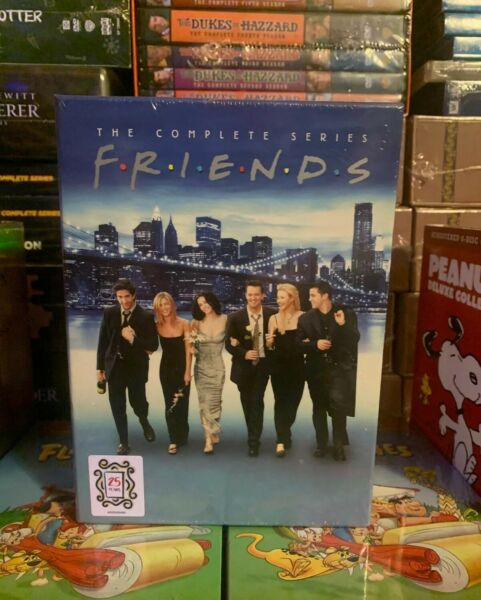 Friends The Complete Series (DVD) Seasons 1-10🚢Ships💨Fast-FREE PRIORITSHIPING