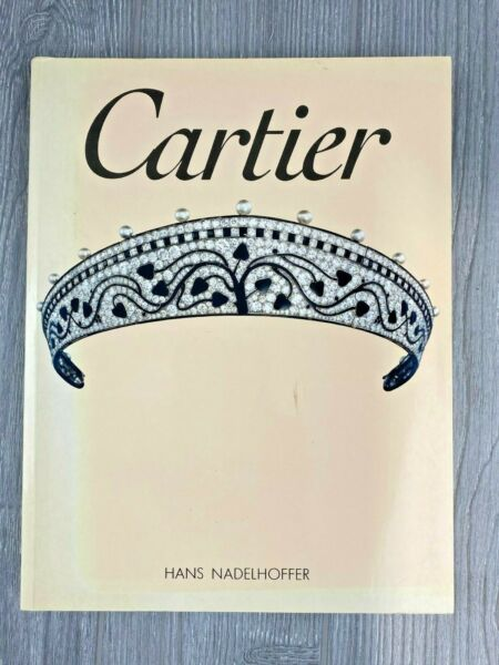 CARTIER: JEWELERS EXTRAORDINARY By Hans Nadelhoffer Free shipping
