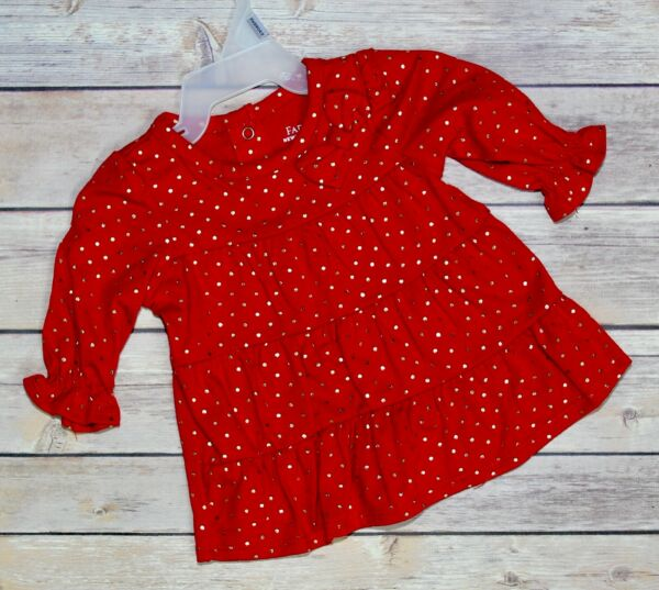 NEW quot;MY LITTLE RED DRESSquot; Baby Girl Preemie Newborn Outfit Reborn Clothes $8.95