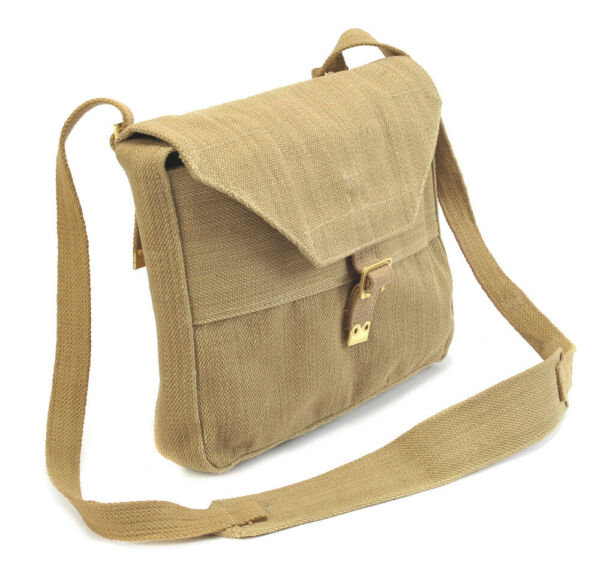 WW2 British Officers Valise Bag with shoulder strap Free Shipping from the USA