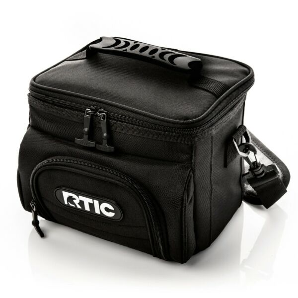 RTIC Day Cooler 6 Can Black New