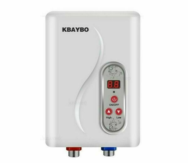 Instant Electric Water Heater Tankless Instantaneous Water Heating 7000W $159.91