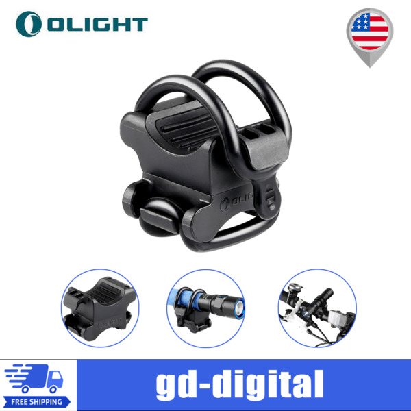OLIGHT FB 1 Universal Bicycle Mount for Flashlight for Cycling Adjustable $7.95
