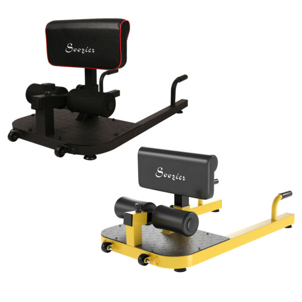 Soozier Multifunctional Abs Glutes Quads Training Workout Exercise Machine $99.99