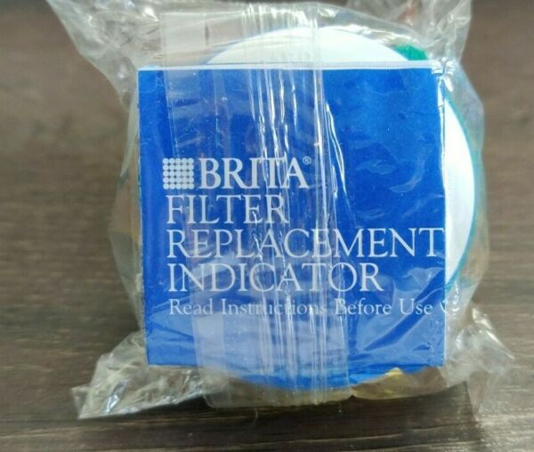 NEW BRITA FILTER REPLACEMENT INDICATOR SEALED