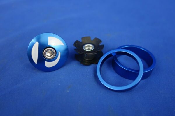 New Bontrager Bike Stem Top Cap w Spacers amp; Star Nut Bicycle Headset 1 1 8quot; $8.95