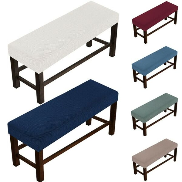 US Home Furniture Cover Bench Cover Slipcover Washable Home Bench Seat Protector $15.92