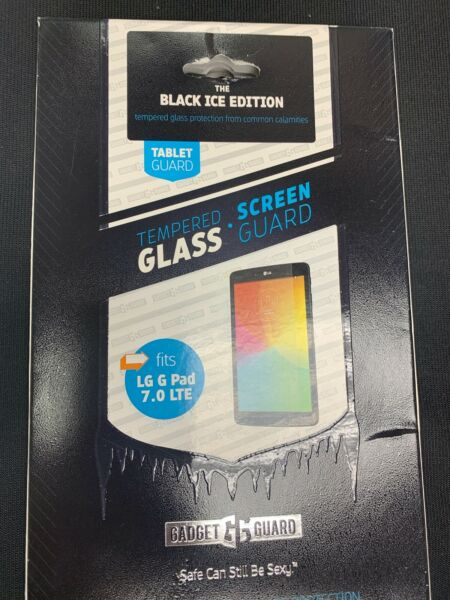 Gadget Guard Screen Ultimate Protector LG Pad 7.0 LTE Black ICE $2.99