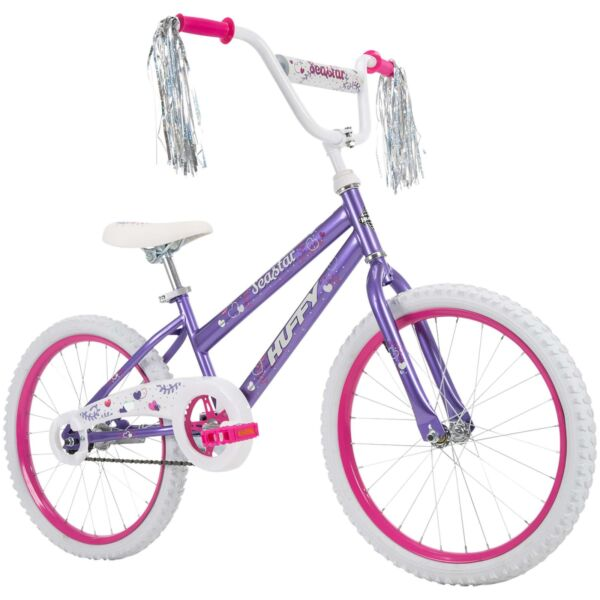 Girls Bike for Kids 5 to 9 years old in Purple $75.99