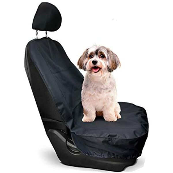 Peinat Pet Front Seat Cover For Cars Dog Covers 22quot; X 20.8quot; Waterproof amp;amp And $20.98