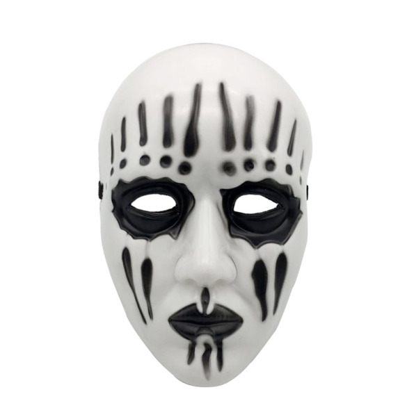 Halloween Scary Rave Party Slipknot Band Joey Mask Costume Cosplay Hacker Prop $7.90