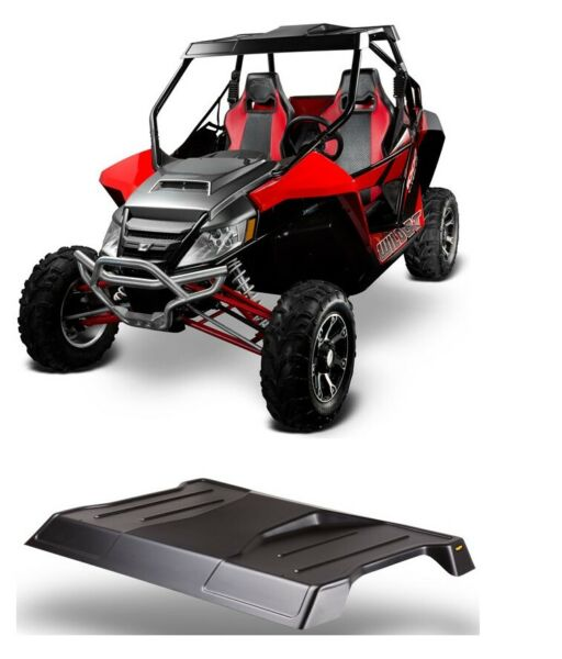 Maier Carbon Fiber LOOK Roof For Arctic Cat Wildcat 1000 12 14 19611 30 $255.16